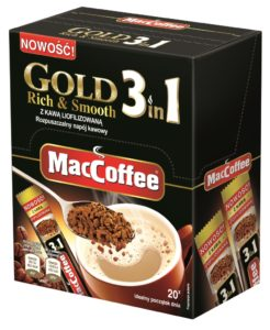 MacCoffee Gold 3w1